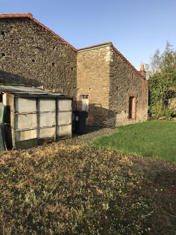 Vente maison / villa Le fief sauvin 75200€ - Photo 4