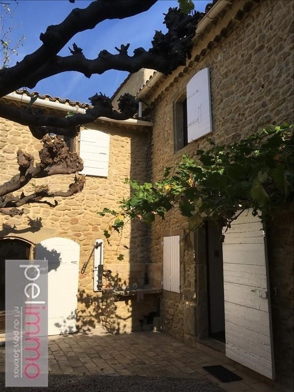 Location maison / villa Cornillon confoux 1 100€ CC - Photo 1