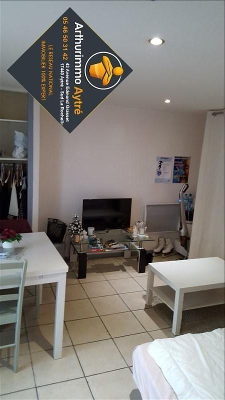 Rental apartment La rochelle 480€ CC - Picture 1