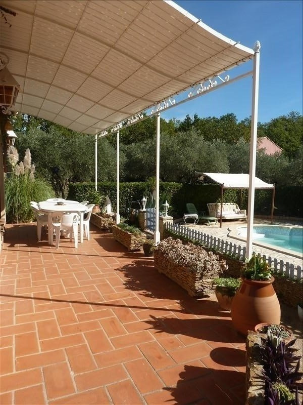 Sale house / villa Seillons source d argens 460 000€ - Picture 3
