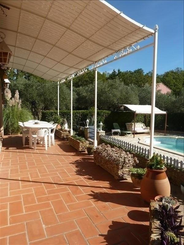 Vente maison / villa Seillons source d argens 460000€ - Photo 3