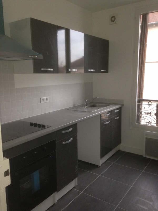 Rental apartment Gennevilliers 1010€ CC - Picture 1