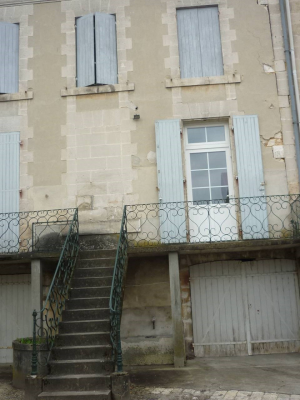 Rental apartment Barbezieux-saint-hilaire 444€ CC - Picture 9