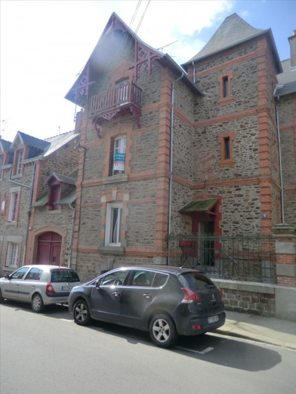 Vente immeuble Fougeres 124 800€ - Photo 1