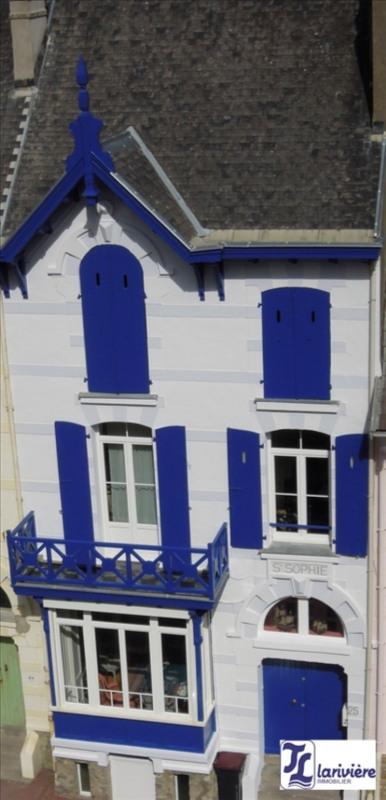 Vente maison / villa Wimereux 528000€ - Photo 4