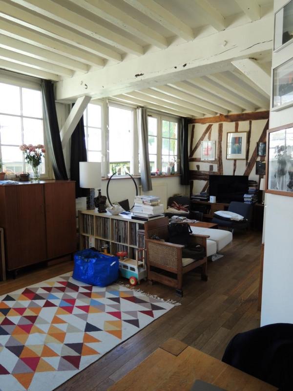 Rental apartment Paris 11ème 1812€ CC - Picture 2
