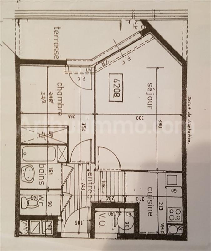 Vente appartement Frejus-plage 233000€ - Photo 7