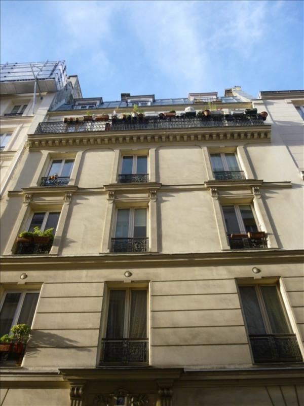 Vente appartement Paris 10ème 140000€ - Photo 2
