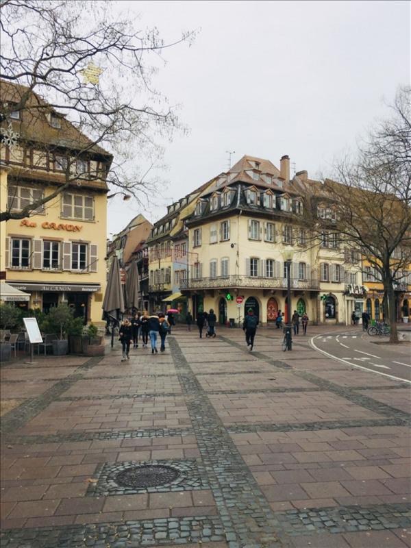 Sale apartment Strasbourg 81000€ - Picture 1