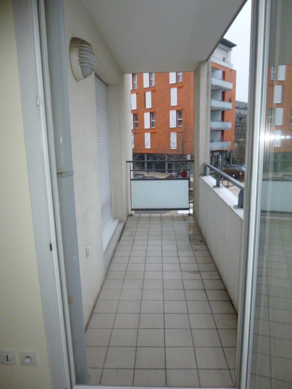 Rental apartment Échirolles 610€ CC - Picture 1