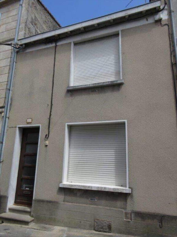 Vente immeuble Niort 74 000€ - Photo 1