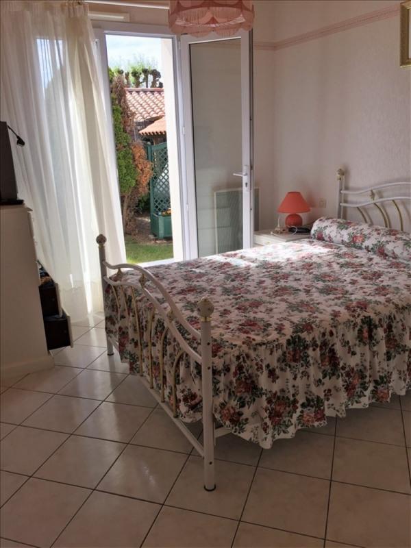 Vente maison / villa St vincent sur jard 286000€ - Photo 8