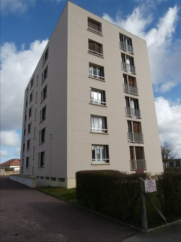 Investment property apartment Caen 85000€ - Picture 1