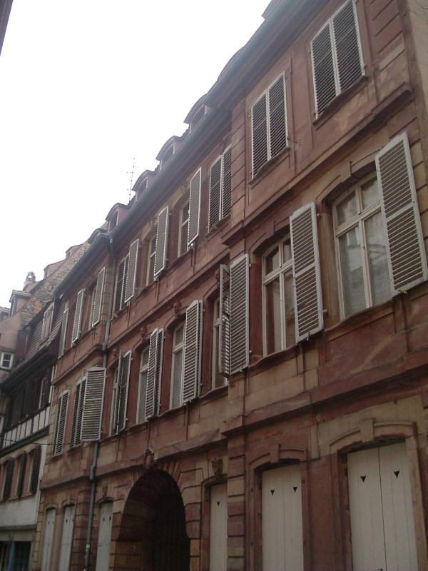 Location appartement Strasbourg 465€ CC - Photo 1