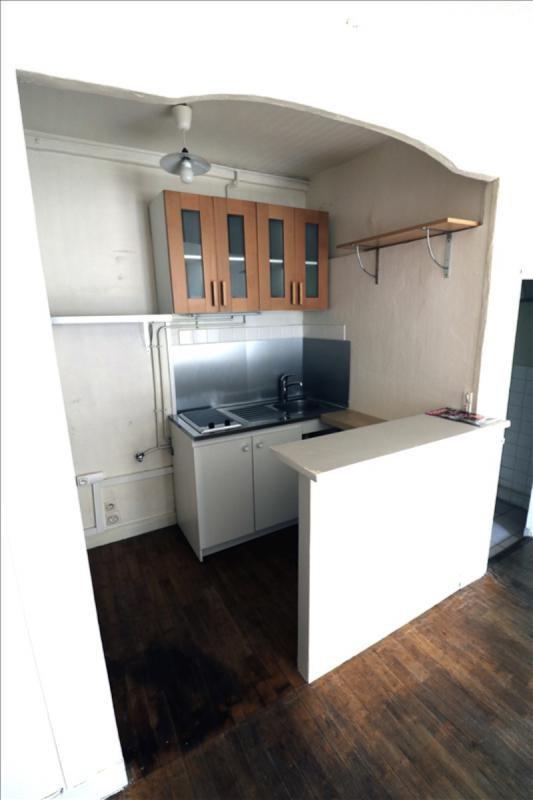 Sale apartment Versailles 220000€ - Picture 3