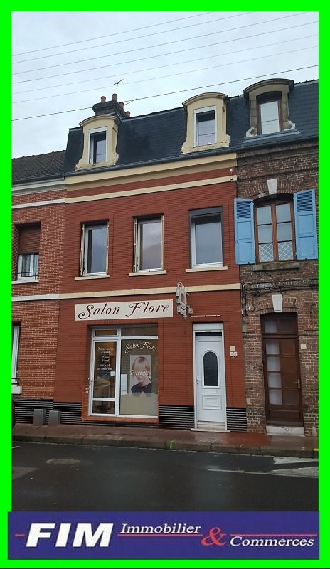 Produit d'investissement immeuble Abbeville 179000€ - Photo 1