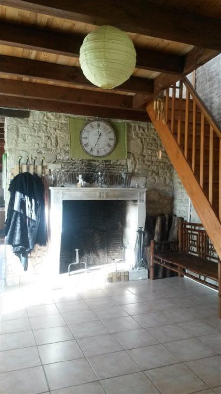 Vente maison / villa Aigre 107000€ - Photo 8