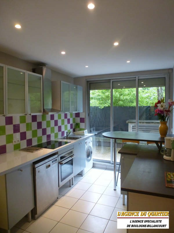 Vente appartement Boulogne billancourt 698000€ - Photo 3