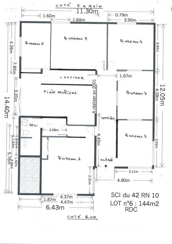 Location Bureau Coignières 0