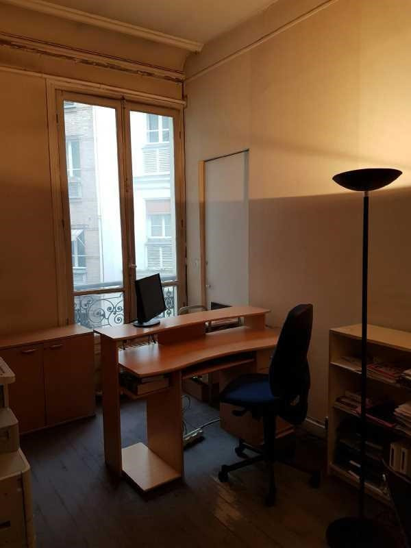 Location Bureau Paris 17ème 0