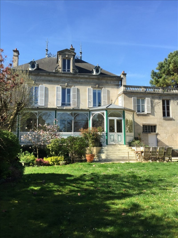 Sale house / villa Soissons 520 000€ - Picture 1