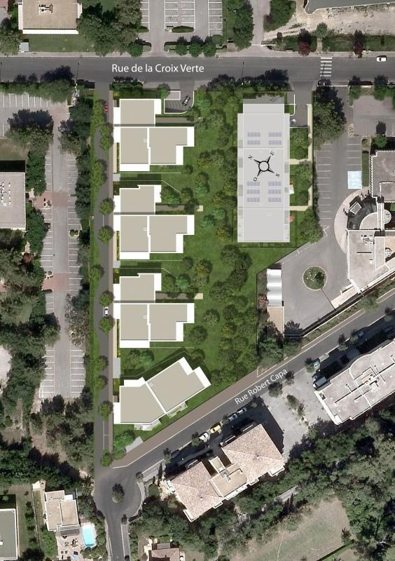 Sale apartment Montpellier 116000€ - Picture 2