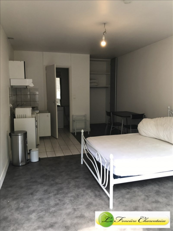 Rental apartment Angouleme 360€ CC - Picture 1