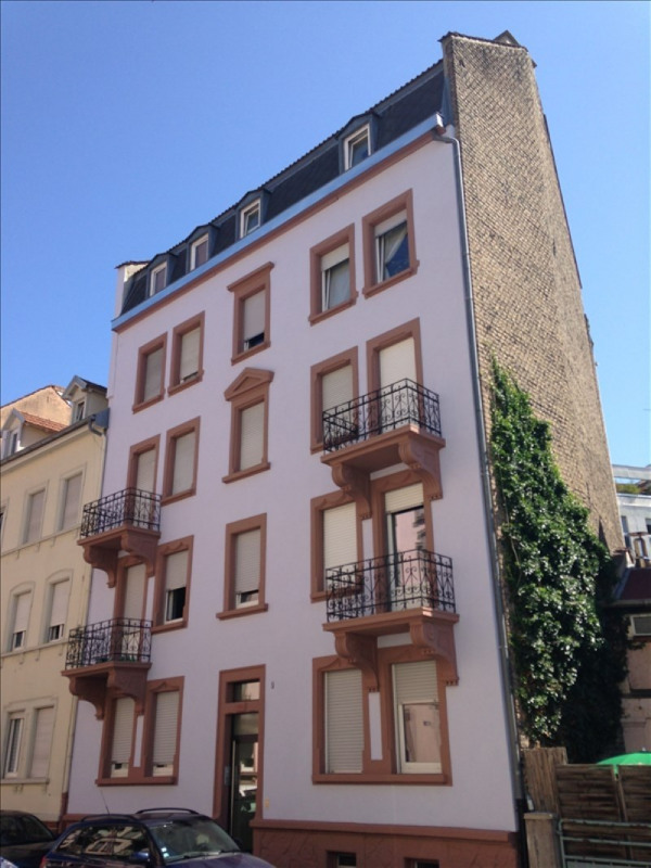 Rental apartment Strasbourg 548€ CC - Picture 1