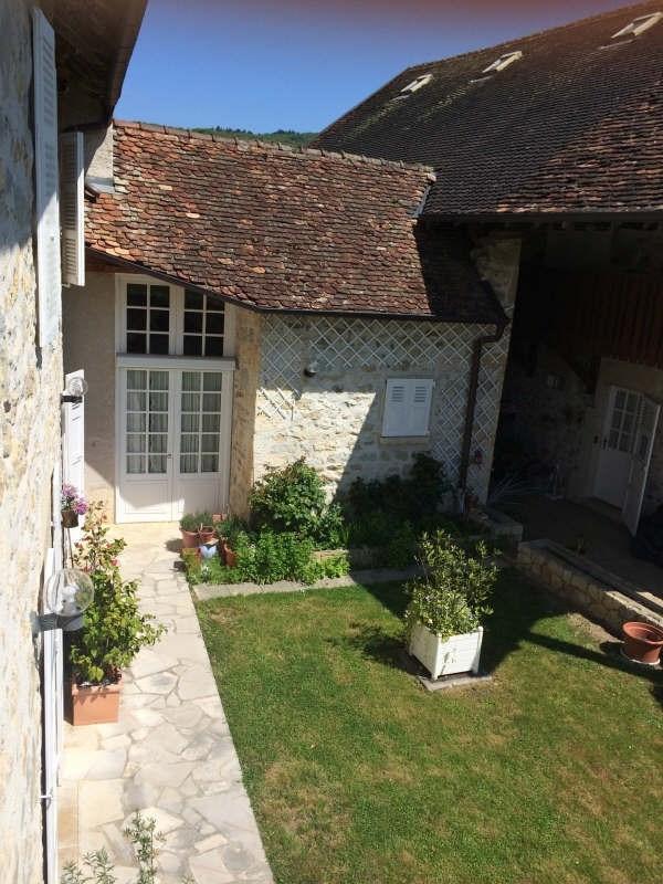 Sale house / villa Massignieu de rives 430000€ - Picture 6
