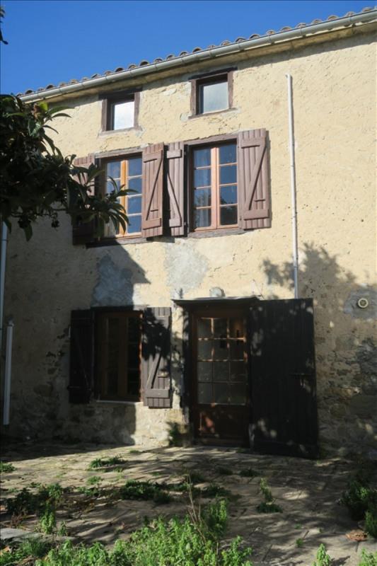 Vente maison / villa Montbel 76000€ - Photo 1