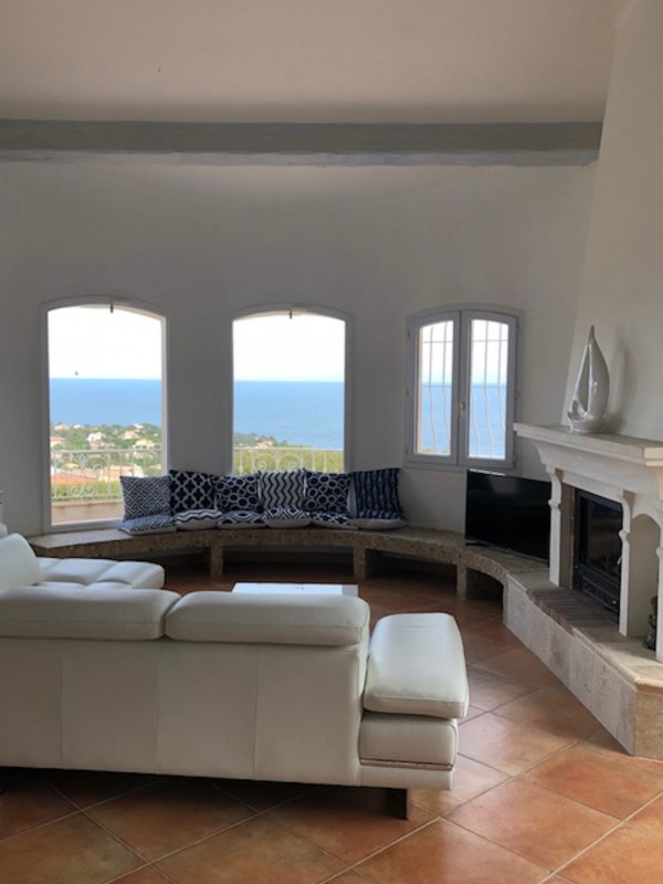 Location vacances maison / villa Les issambres 2500€ - Photo 10