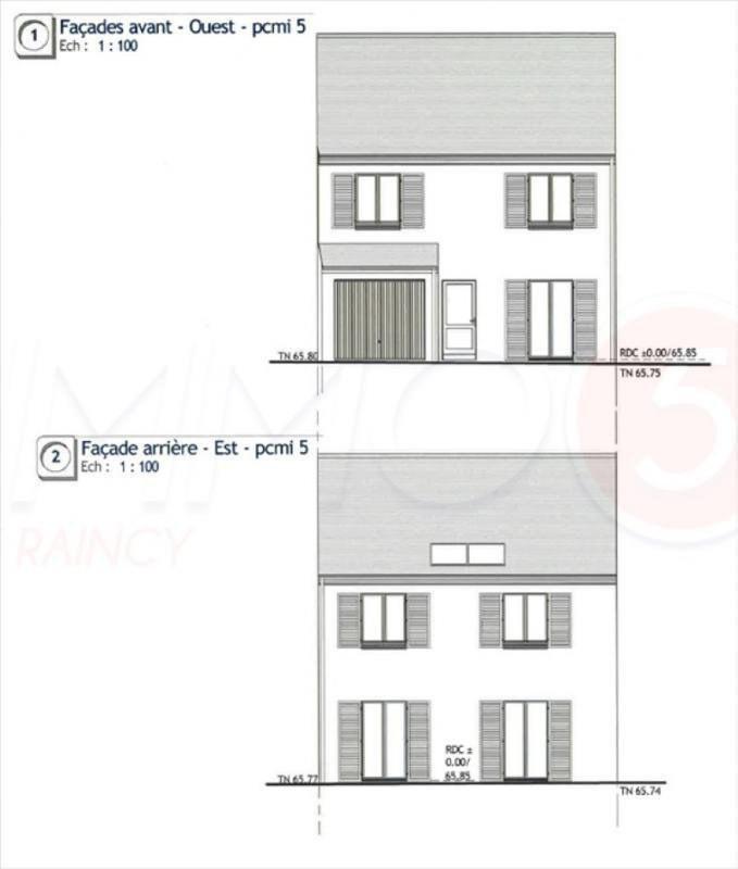Sale site Villemomble 169000€ - Picture 4