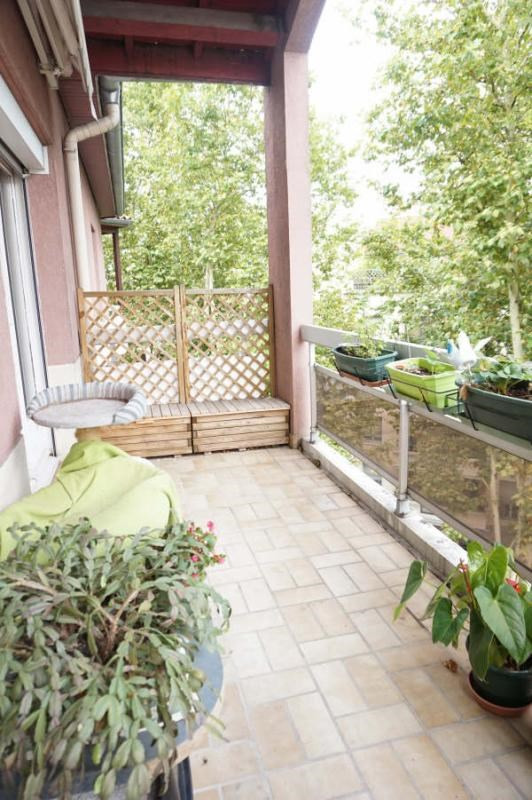 Verkoop  appartement Villeurbanne 329000€ - Foto 1