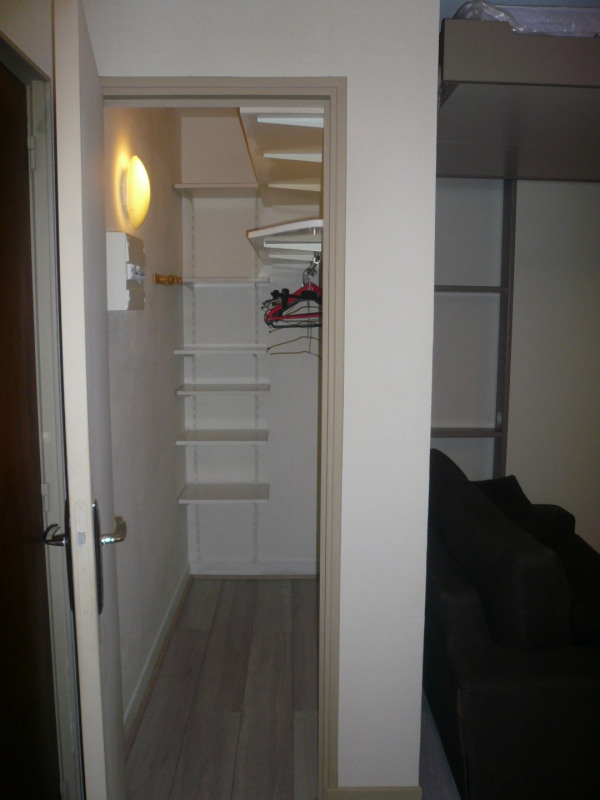 Rental apartment Nice 545€ CC - Picture 5
