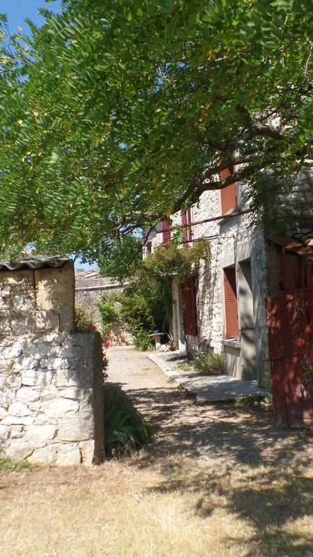 Vente maison / villa Saint-remèze 350000€ - Photo 4