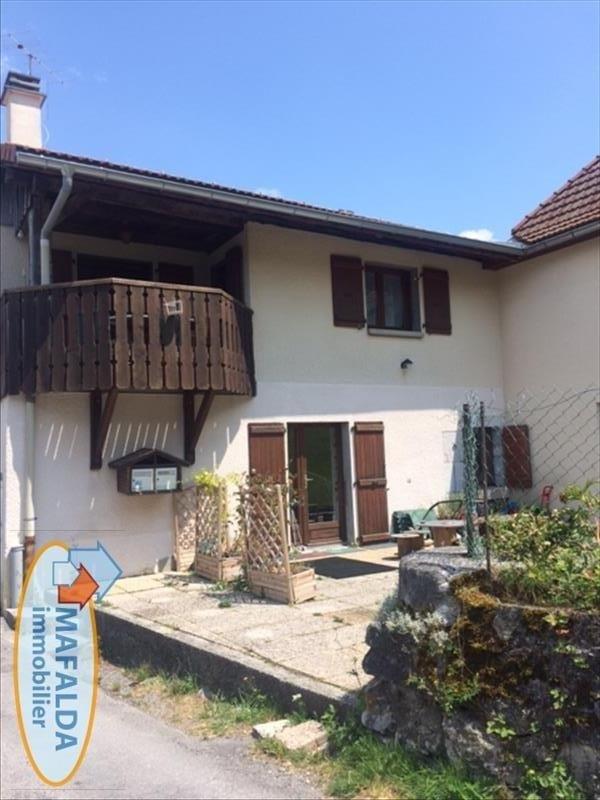 Location appartement Mont saxonnex 750€ CC - Photo 1