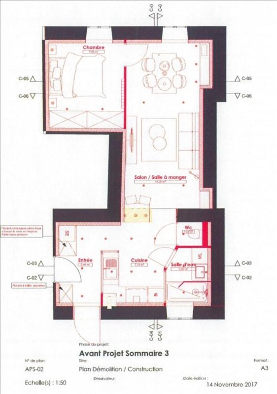 Vente appartement Pau 72000€ - Photo 3