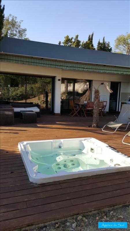 Vente maison / villa La bouilladisse 440000€ - Photo 7