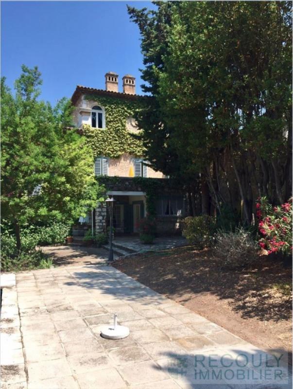 Vente de prestige maison / villa Cagnes sur mer 1260000€ - Photo 1