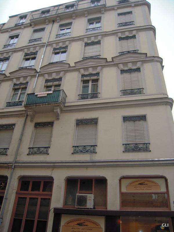 Rental apartment Lyon 6ème 636€ CC - Picture 8