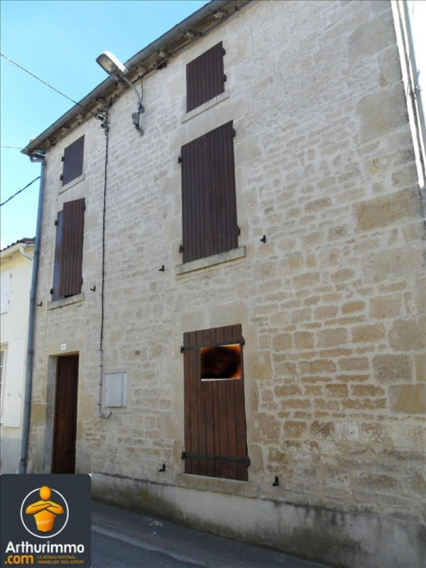 Vente maison / villa Aulnay 46128€ - Photo 1