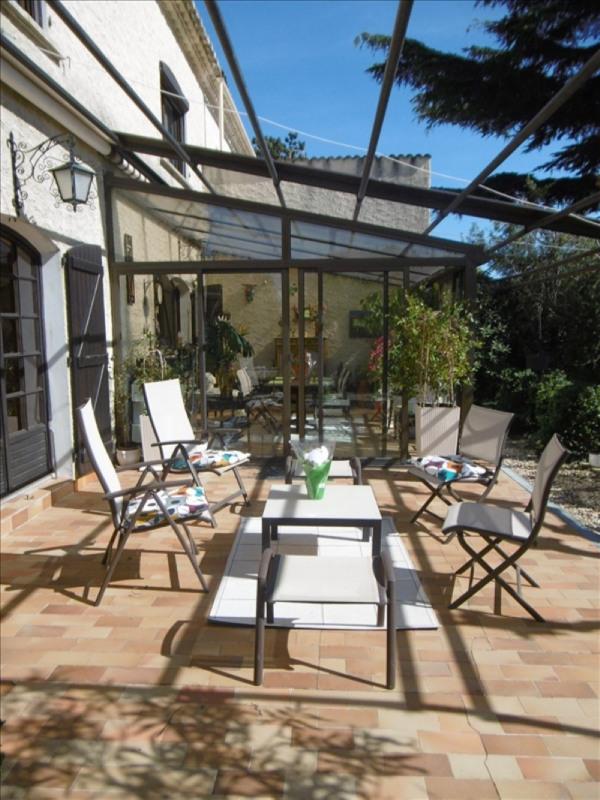 Vente maison / villa Aigues vives 454000€ - Photo 20
