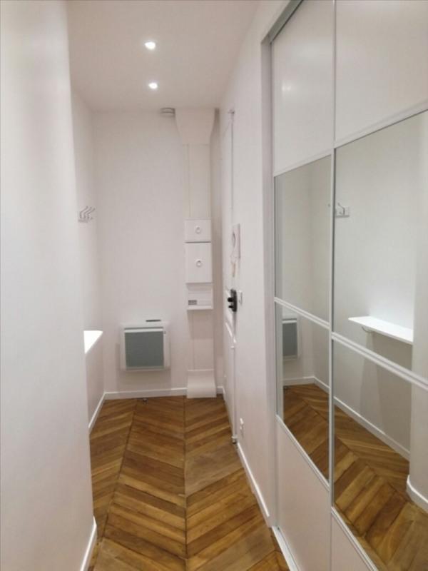 Rental apartment Paris 10ème 1000€ CC - Picture 6