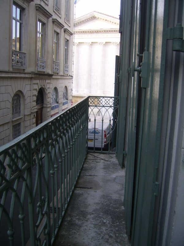 Rental apartment Nimes 425€ CC - Picture 3