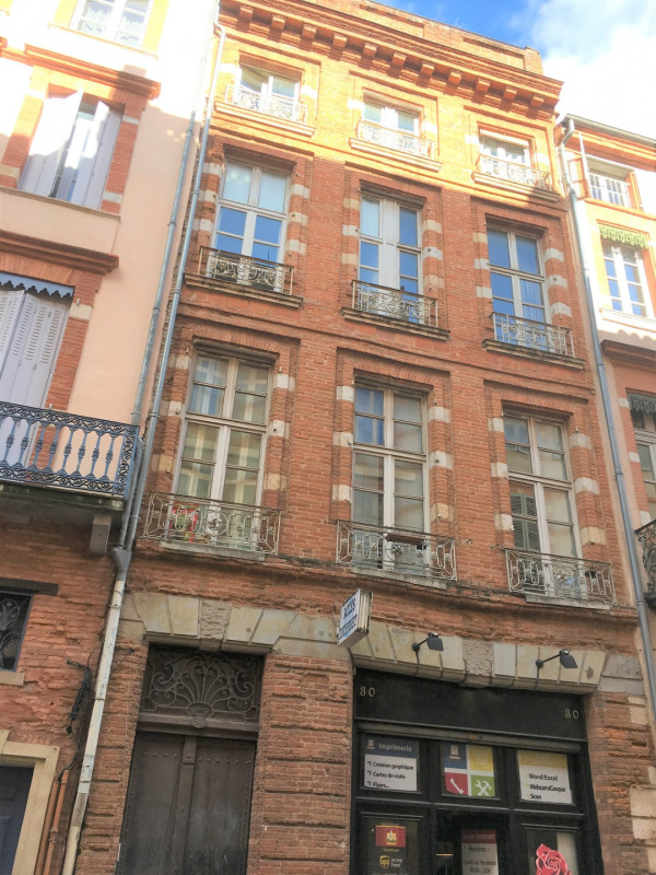 Location appartement Toulouse 445€ CC - Photo 1
