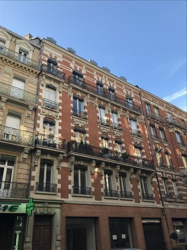 Location appartement Toulouse 504€ CC - Photo 1