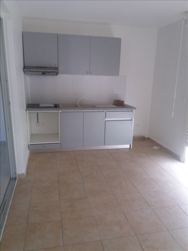 Sale apartment Le moule 161 500€ - Picture 1