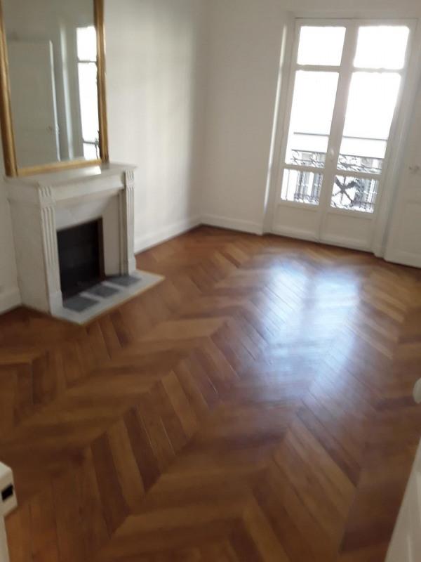 Rental apartment Paris 16ème 3500€ CC - Picture 2