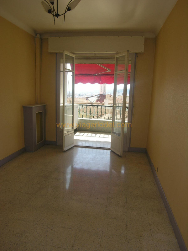 Viager appartement Nice 89000€ - Photo 5