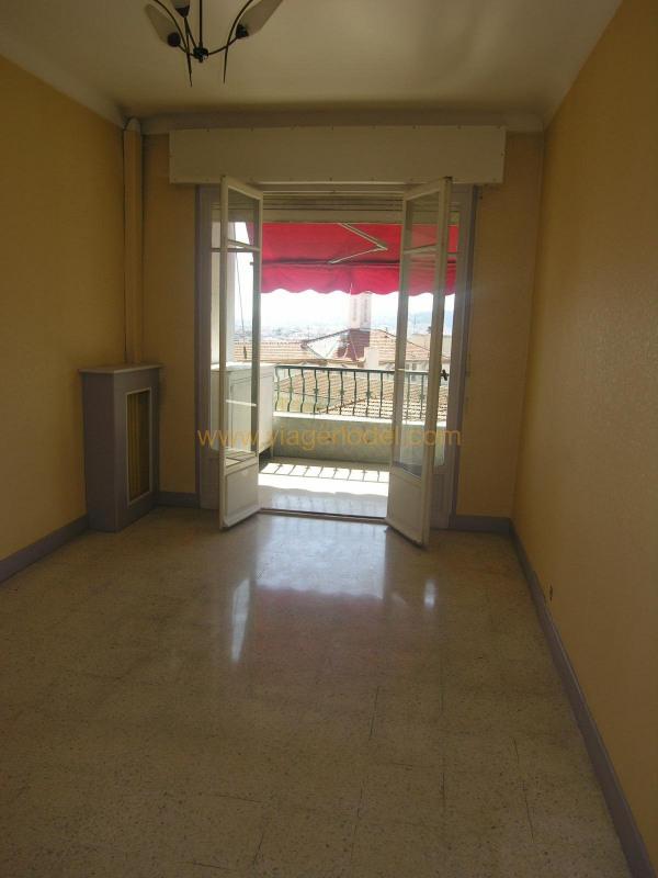 Vendita nell' vitalizio di vita appartamento Nice 89000€ - Fotografia 5